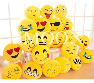 Подушки-смайлики Emoji